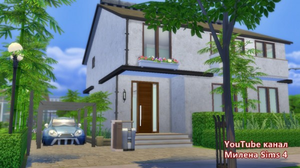 Sims 3 by Mulena: Construction to order 2 no CC