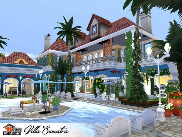 The Sims Resource: Villa Sumatra by autaki