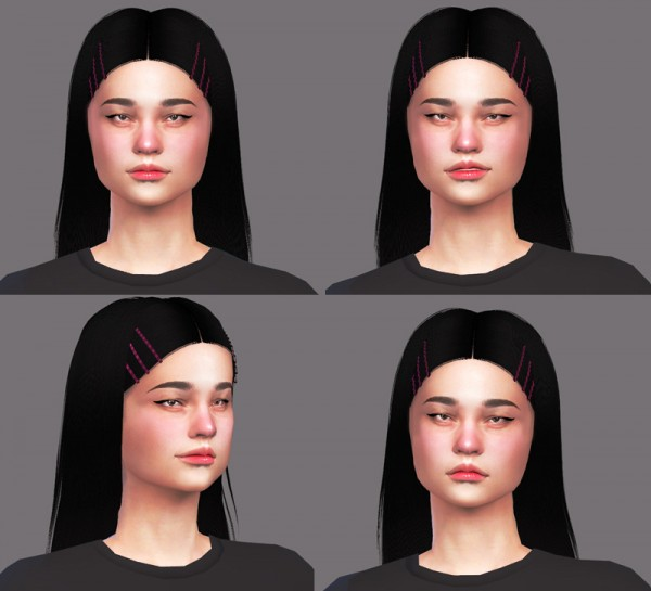 Descargas Sims: New model