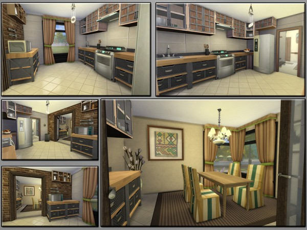 The Sims Resource: Turnkey Ready by matomibotaki
