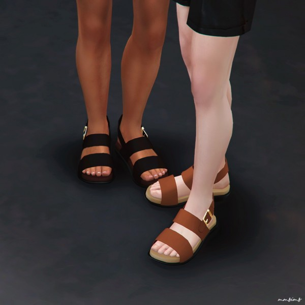 MMSIMS: Primo Sandals