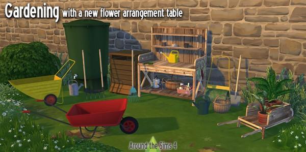 Around The Sims 4: Gardening