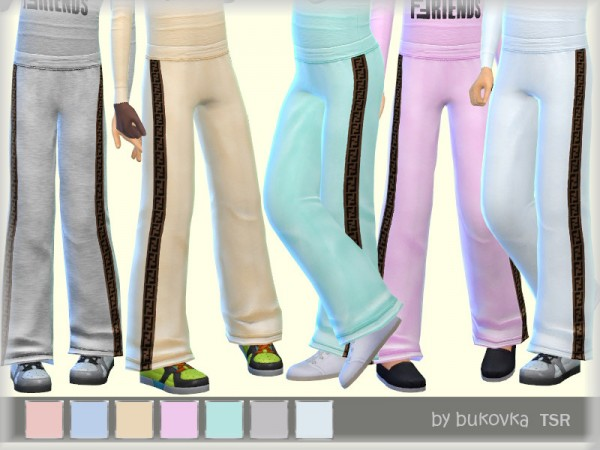 The Sims Resource: Pants Fe by bukovka