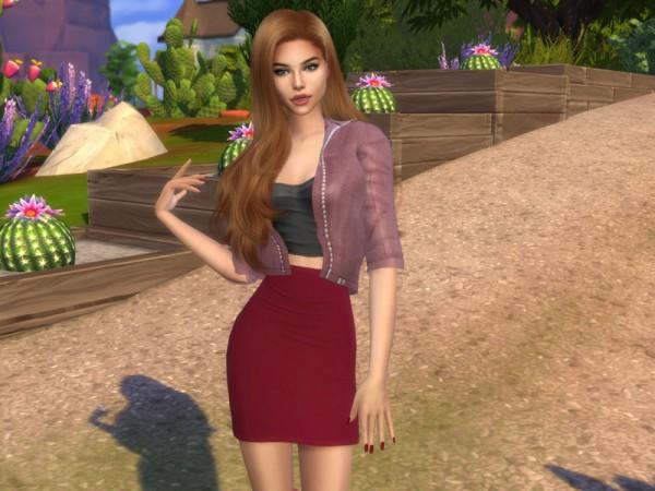 The Sims Resource: Albena Kostova by divaka45