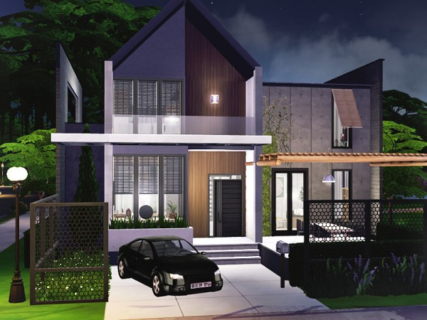 The Sims Resource: Lykos house by Rirann