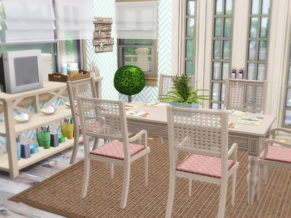 The Sims Resource: Beach Retreat byMychQQQ