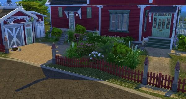 Mod The Sims: Villa Strandheim redux by Victor tor