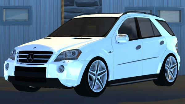 Tylerw Cars: 2009 Mercedes Benz ML63 AMG