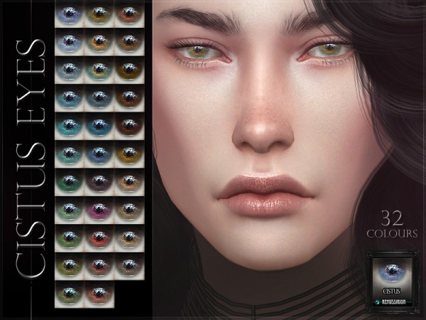 The Sims Resource: Cistus Eyes by RemusSirion