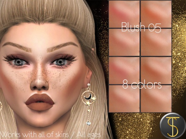 The Sims Resource: Blush 05 by turksimmer