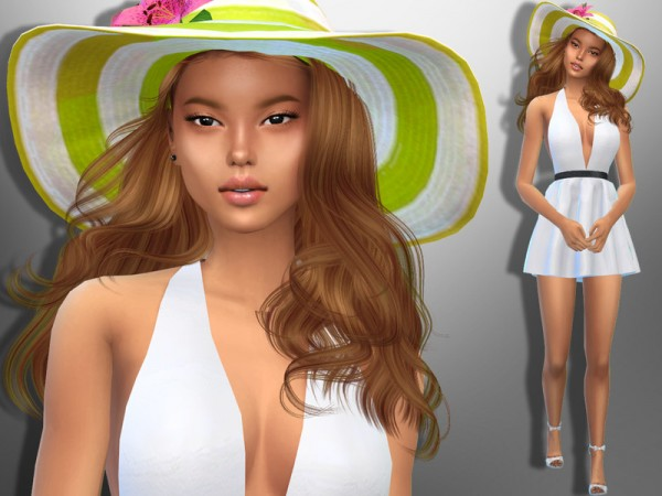 The Sims Resource: Blossom Reyna by divaka45