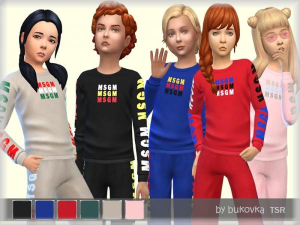 The Sims Resource: Shirt MS by bukovka