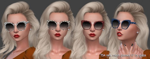 All by Glaza: Glasses 07