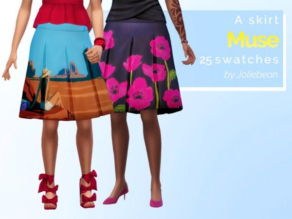 Joliebean: Muse skirt