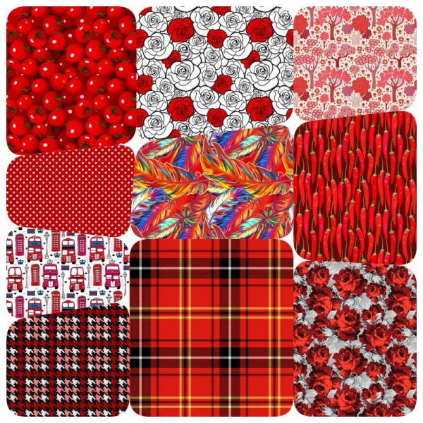 Annett`s Sims 4 Welt: Collection 80 Red Pattern