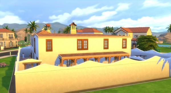 Mod The Sims: Hacienda de la vega by valbreizh
