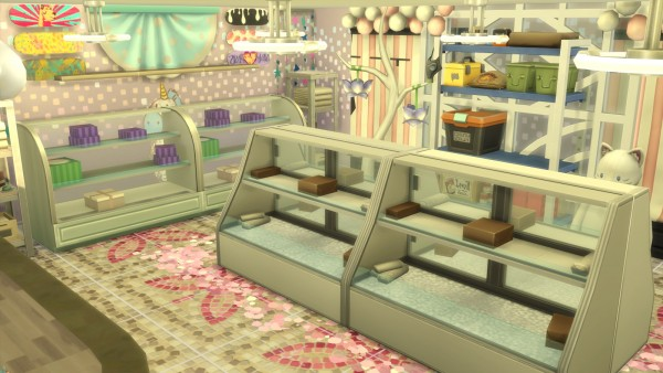 Mod The Sims: The little Weeb shop by Mirinam