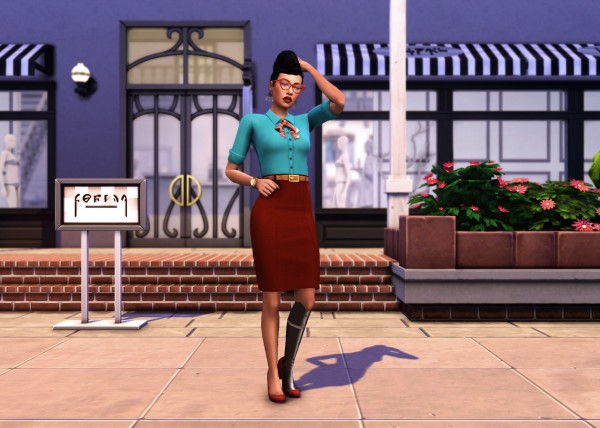 Miss Ruby Bird: Shawna Kaplan