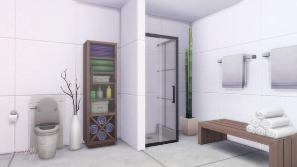Gravy Sims: Luxury Bathroom