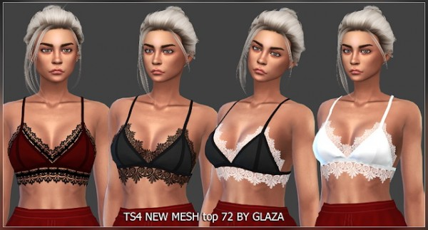 All by Glaza: Top 72