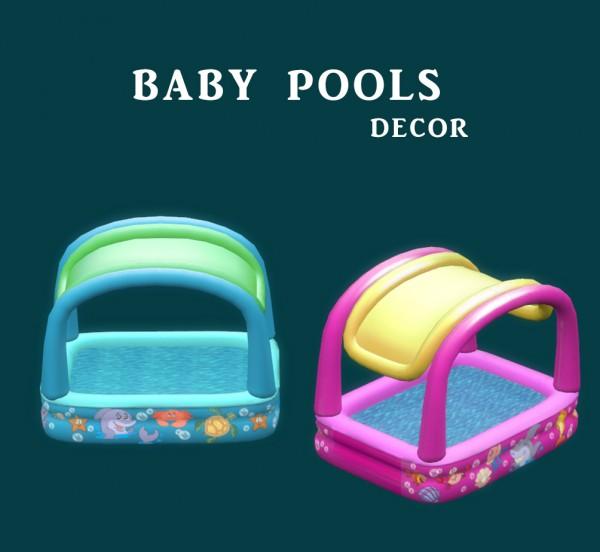Leo 4 Sims: Baby Pools