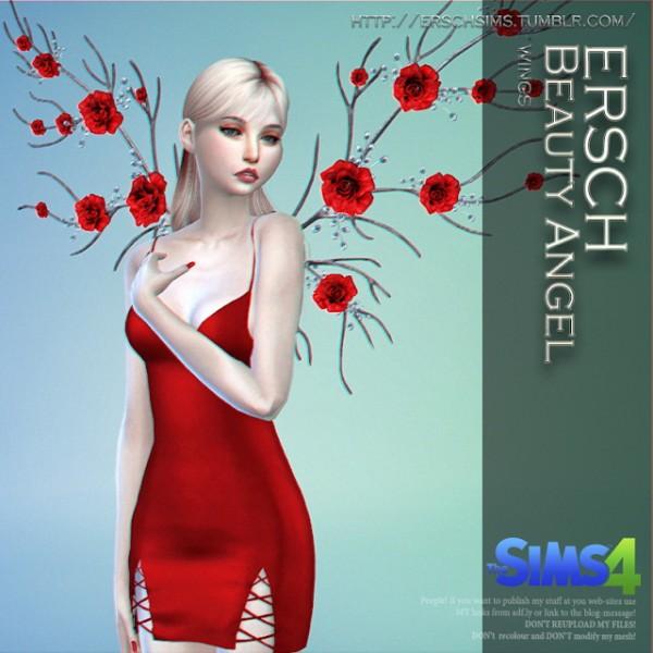 ErSch Sims: Beauty Angel Wings