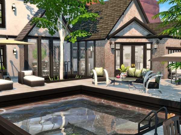 The Sims Resource: Brown Corner Cove   No CC