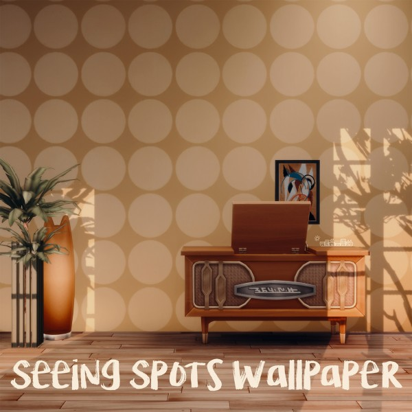Picture Amoebae: Seeing Spots Walls