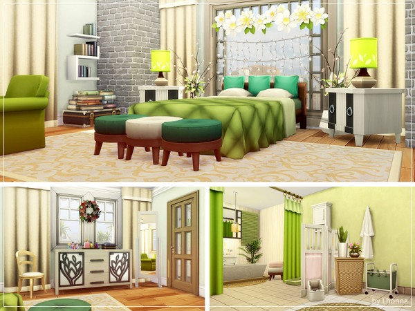 The Sims Resource: Spring Time house by Lhonna