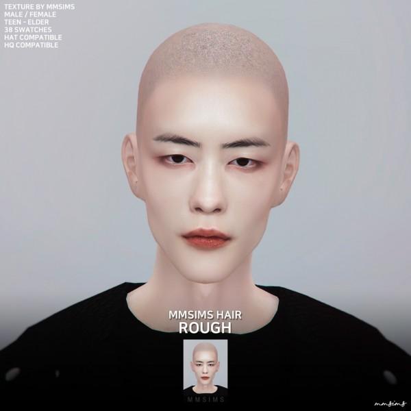 MMSIMS: Hair 22 Rough