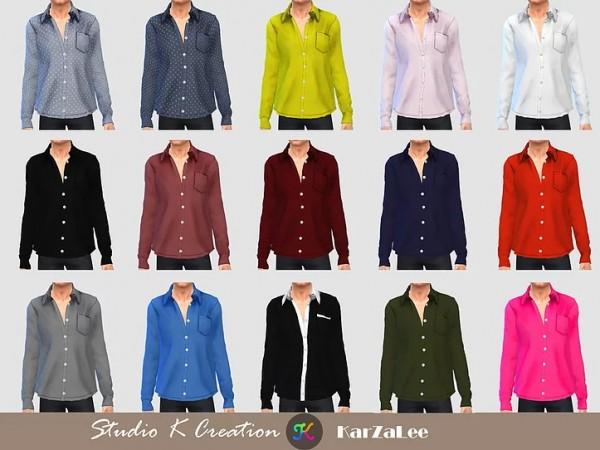 Studio K Creation: BF shirts