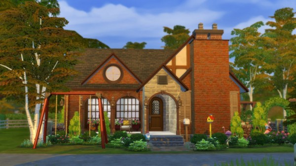 Sims 3 by Mulena: House England