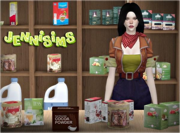 Jenni Sims: Decorative Clutter Kitchen