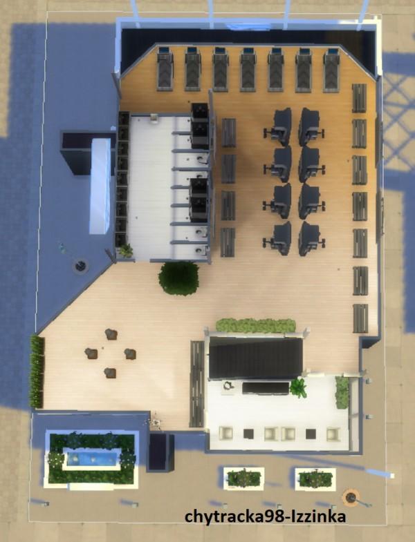 Mod The Sims: Modern Gym Sundrona by chytracka98