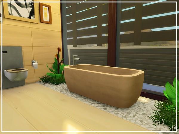 MSQ Sims: Oasis Modern N03