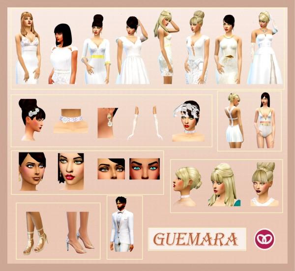 Guemara: The Happy Married sims