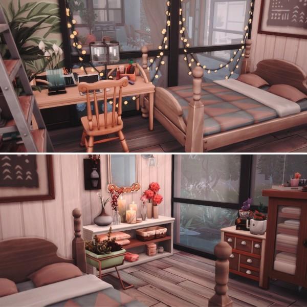 Wiz Creations: Rainy House