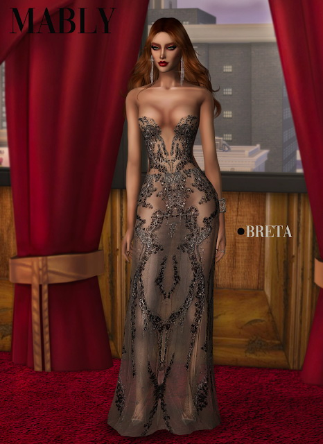 Mably Store: Breta Dress