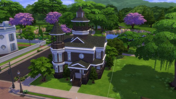Mod The Sims: Hamlet gorgerous   Willow Creek renovation by iSandor
