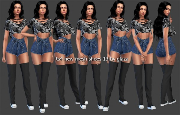 All by Glaza: Shoes 13