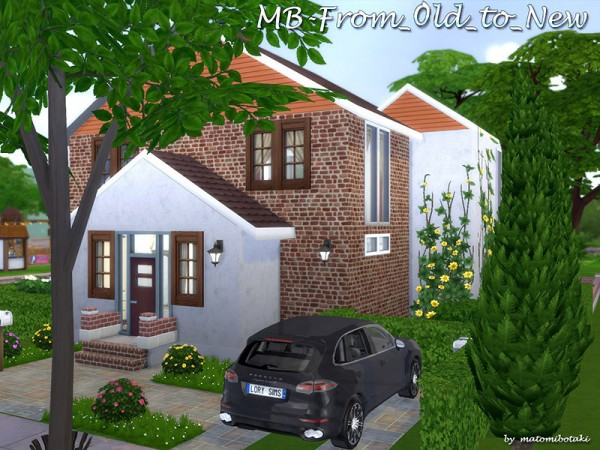 The Sims Resource: From Old to New House by matomibotaki