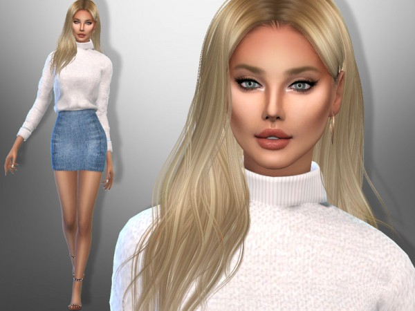 The Sims Resource: Silvena Carey by divaka45