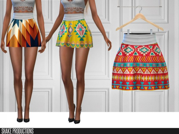 The Sims Resource: 282   Skirt by ShakeProductions