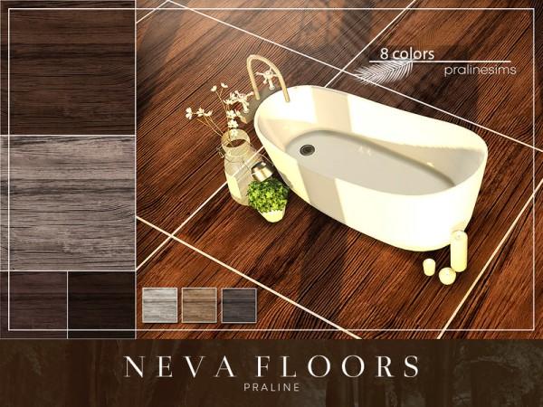 The Sims Resource: NEVA Floors by Pralinesims