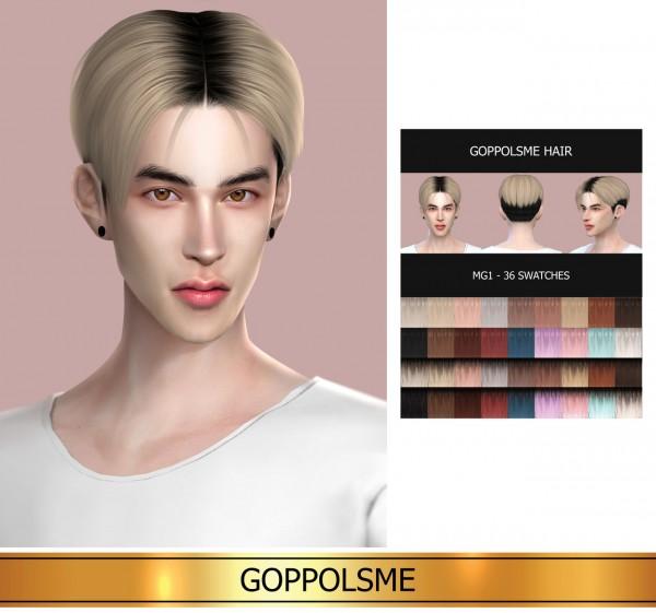 GOPPOLS Me: Hair   MG1