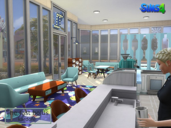 The Sims Resource: The fast bolus House by Kardofe
