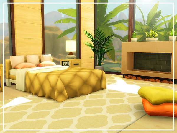 MSQ Sims: Oasis Modern N02