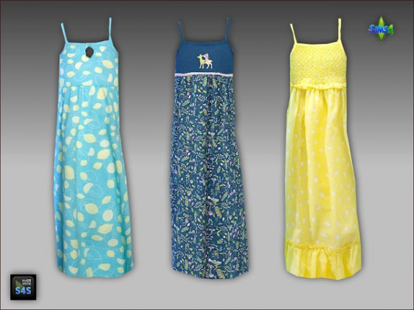 Arte Della Vita: Night gowns for girls