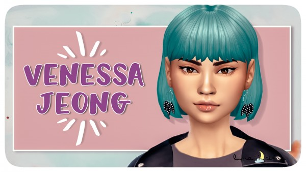 Luna Sims: Venessa Jeong