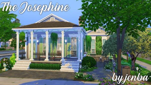 Jenba Sims: The Josephine House
